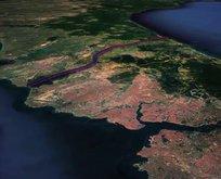 Cumhurbaşkanlığından 'Kanal İstanbul' paylaşımı
