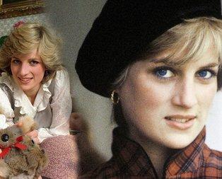 Prenses Diana hakkında şoke eden gerçek !