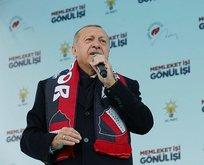 Başkan Erdoğan'dan Düzce'de önemli açıklamalar