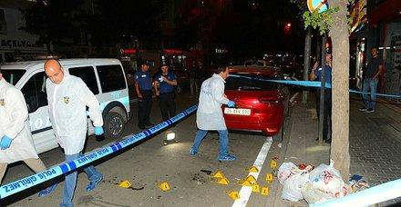 Eskişehir'de silahlı kavga! 1'i ağır 3 yaralı