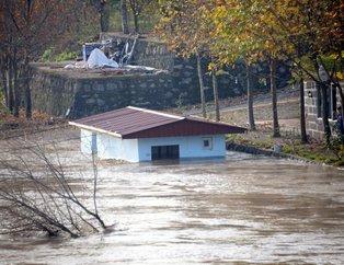Diyarbakır'da alarm! Su seviyesi yükseldi, baskınlar başladı
