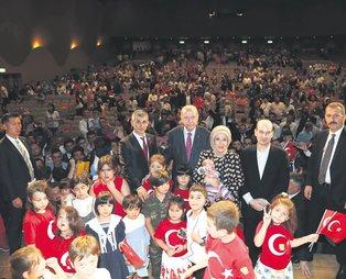 Başkan Erdoğan'dan Suriye'de barış çağrısı