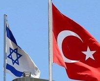 Türkiye'den İsrail'e tepki!