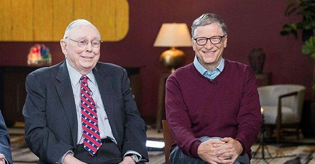 Bill Gates de olsan boşanmada şaşırtmıyorsun