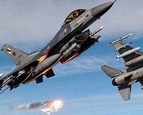 Ağrıda 2 PKKlı terörist öldürüldü