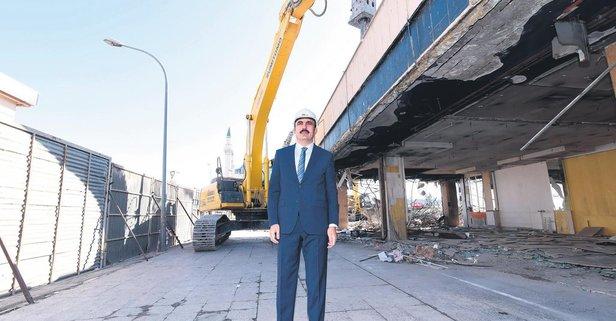 Konya'da büyük dönüşüm başladı