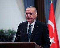 Başkan Erdoğan, Sakarya Sahası Gaz Yakma Töreni'nde