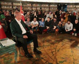Başkan Recep Tayyip Erdoğan, canlı yayında soruları yanıtladı