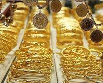Gram altın fiyatlarında büyük düşüş