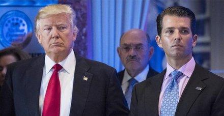Trump'ın çevresine güveni azalıyor