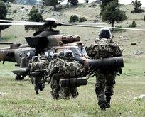 PKKya bir darbe daha... 11 terörist etkisiz hale getirildi