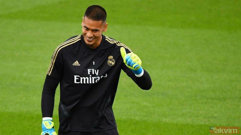 Real Madrid'in Galatasaray maçı kadrosu açıklandı! 7 yıldız isim kafilede yok...