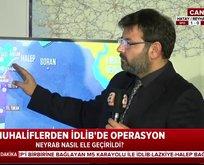 İdlib'in güneyinde neler oluyor?