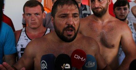 Recep Kara Kırkpınar yağlı güreşlerini bıraktığını açıkladı!