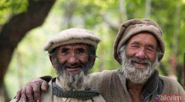 120 yıl yaşayan Hunza Türklerinin sırrı!