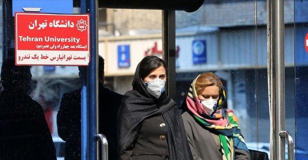 İran'da koronavirüs kabusu! Son 24 saatte...