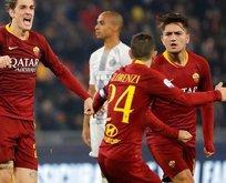 Cengiz'in golü Roma'ya yetmedi!