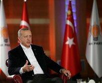 Erdoğan:İspatlayamazsa namerttir