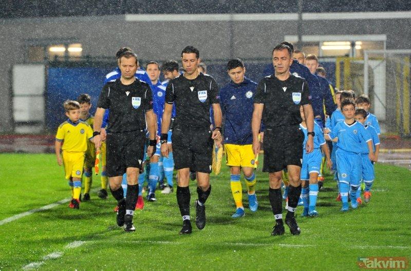 San Marino bir gol attı ülke karıştı! 2017'den bu yana ilk kez oldu