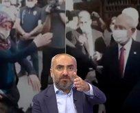 Kemal Kılıçdaroğlu ve paralı askeri İsmail Saymaz...
