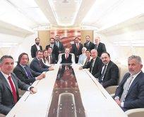 Başkan Erdoğan hediye uçak gerçeğini açıkladı