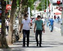 O illerde maskesiz sokağa çıkmak yasaklandı