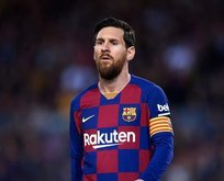 La Liga'dan Messi'ye dur