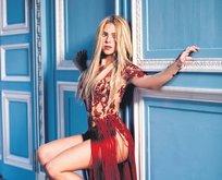Shakira heyecanı