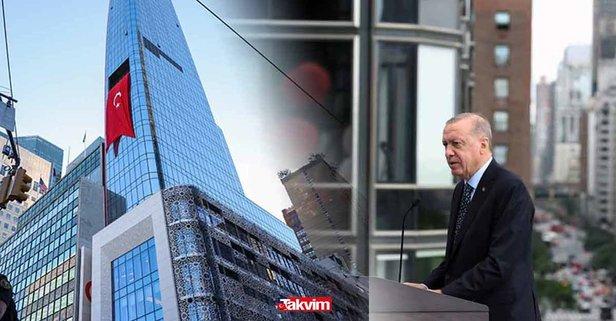 Türkevi binası özellikleri! New York Türkevi nedir, ne işe yarıyor, kim yaptı, kaç katlı?