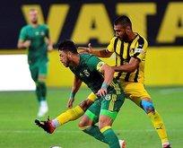 Cocu'nun Fenerbahçe'si beraberlikle başladı