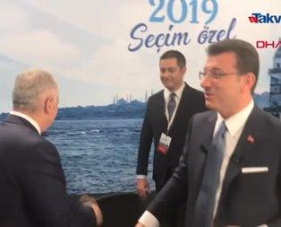 İşte Türkiye'nin konuştuğu canlı yayının kamera arkası!