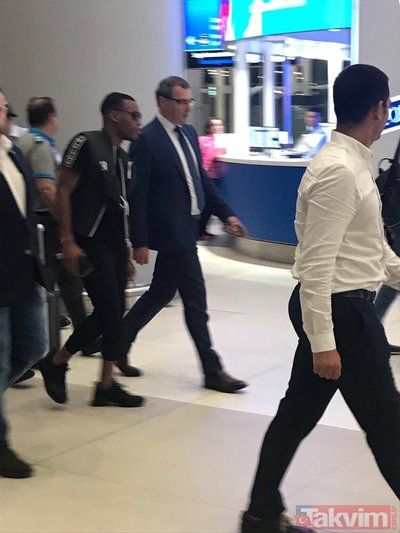 Fenerbahçe'de transfer bombası patlıyor! Garry Rodrigues İstanbul'da