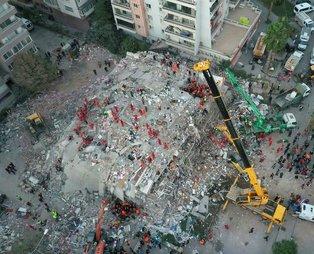 İzmir depreminde çöken Bayraklı'daki Rıza Bey Apartmanı'nın sulak bostana yapıldığı ortaya çıktı