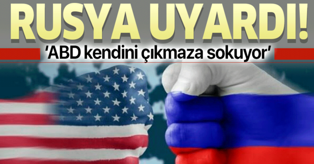 Rusya'dan ABD'ye Cevad Zarif tepkisi