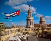 Küba ve Türkiye arasında bir ilk