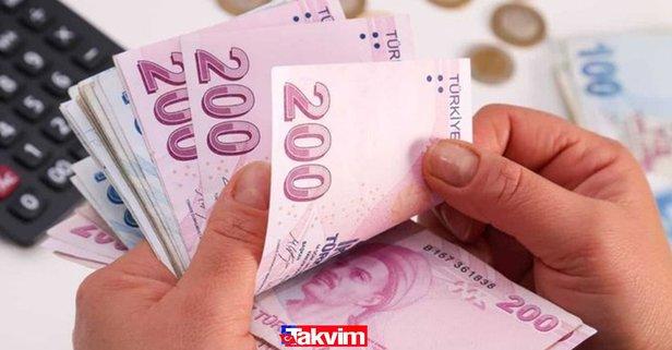Destek ödemesi! 40, 30 ve 5 bin lira... Başvuran alıyor