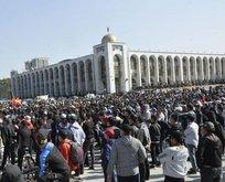 Kırgızistan'da seçimler iptal