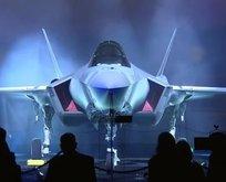 F-35 için Türkiye'ye resmi davet yapıldı
