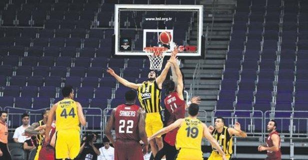 Fenerbahçe Beko Kızılyıldız önünde