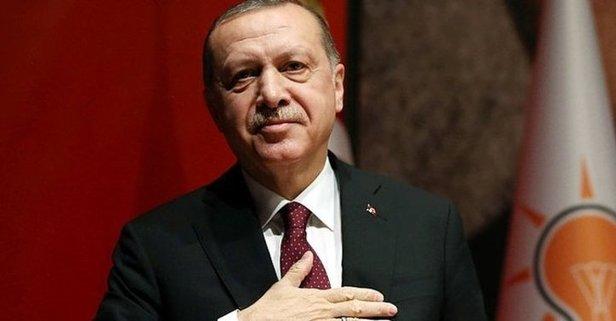 Başkan Erdoğan'dan Lefter Küçükandonyadis paylaşımı