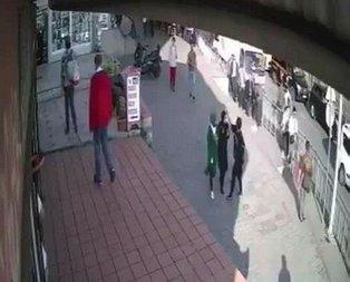 Son dakika: Karaköyde başörtülü gençlere çirkin saldırıda bilgi alma tutanağı ortaya çıktı