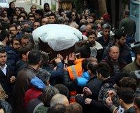 İzmir'de kahreden veda