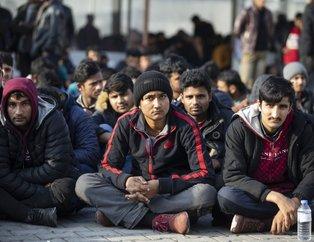 Düzensiz göçmenler Yunanistan'da yaşadıkları dehşeti anlattı: Dövüp Türkiye tarafına attılar