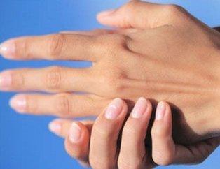 Parmaklarınıza bastırmanız vücudunuza fayda sağlıyor