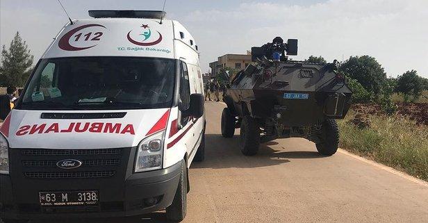 Şanlıurfa'daki terör saldırısı soruşturmasında 54 gözaltı