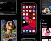 İOS 13 hangi telefonlara gelecek?