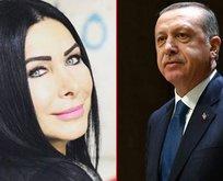 Cumhurbaşkanı Erdoğan, kanser tedavisi gören sanatçıya sahip çıktı