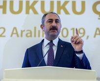 Bakan Gül'den Ayşe Tuba Arslan açıklaması