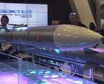 Türkiyenin ilk milli hava-hava füzeleri: Göktuğ Bozdoğan ve Gökdoğan