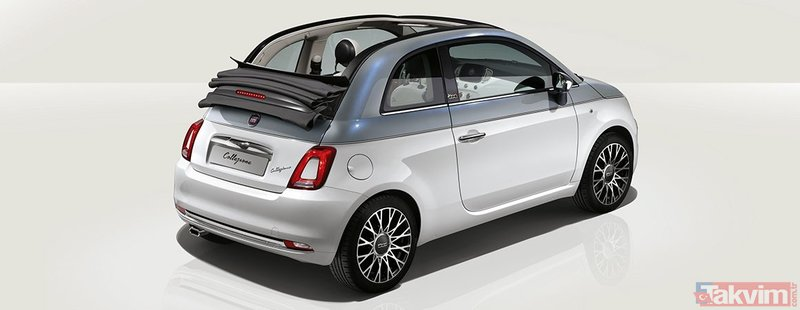Fiat 500C Collezione Türkiye'de (Fiat 500C Collezioneun fiyatı ne kadar?)